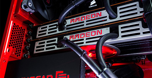 AMD R9 295X2 Crossfire