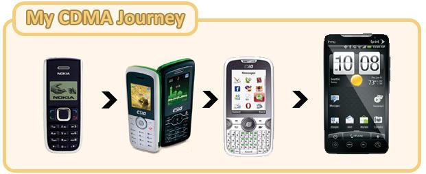 My CDMA Journey