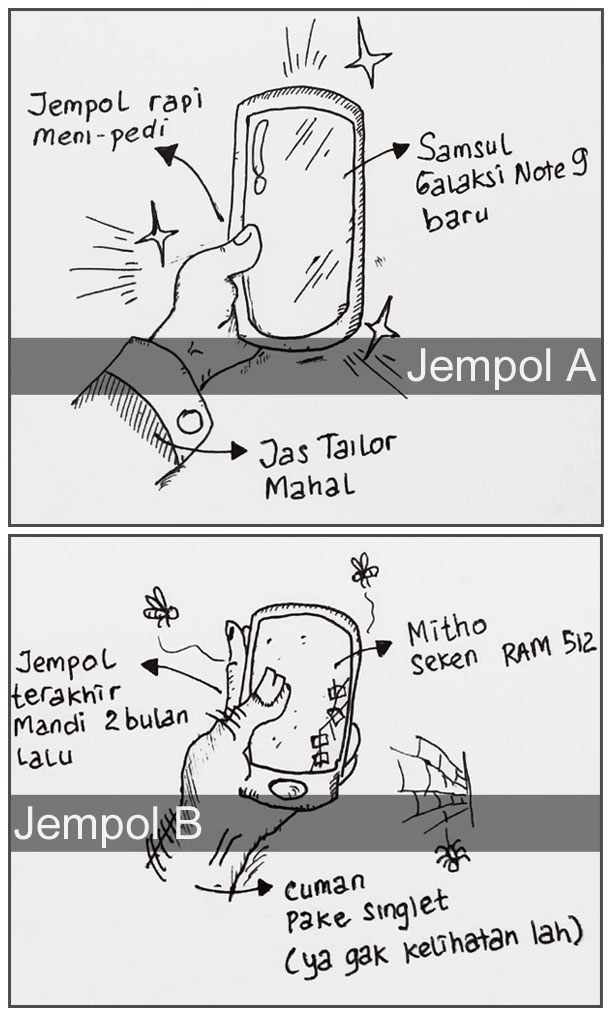 Jempol Murahan